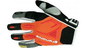 Endura MT500 guantes largo(-a) Caballeros-guantes MTB Gloves tamaño XS naranja
