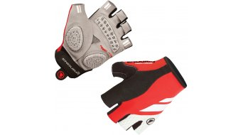 Endura FS260-Pro Aerogel II guantes corto(-a) Caballeros-guantes bici carretera Mitt tamaño XS rojo