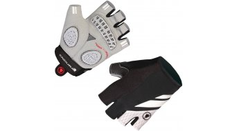 Endura FS260-Pro Aerogel II guantes corto(-a) Caballeros-guantes bici carretera Mitt tamaño XS negro