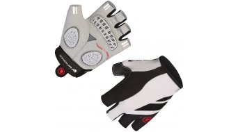 Endura FS260-Pro Aerogel II guantes corto(-a) Caballeros-guantes bici carretera Mitt tamaño XS blanco