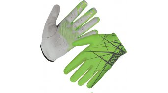 Endura Hummvee guantes largo(-a) niños-guantes MTB tamaño M negro