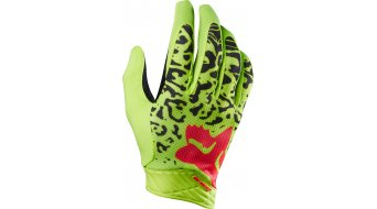 Fox Demo Air guantes largo(-a) Caballeros-guantes flo amarillo