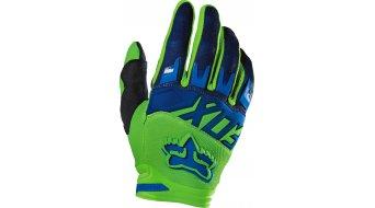 Fox Dirtpaw Race guantes largo(-a) Caballeros MX-guantes Gloves tamaño 9 (M) flo verde