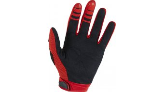 Fox Dirtpaw Race guantes largo(-a) Caballeros MX-guantes Gloves tamaño 8 (S) rojo