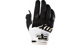Fox Dirtpaw Race guantes largo(-a) Caballeros MX-guantes Gloves tamaño 8 (S) blanco