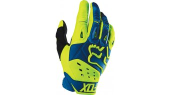 FOX Pawtector Race guanti dita-lunghe uomini guanti da Cross Gloves .