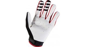 Fox Sidewinder guantes largo(-a) Caballeros-guantes tamaño S rojo/blanco