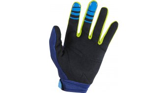Fox Dirtpaw Race Handschuhe lang Kinder MX-Handschuhe Youth Gr. K-Y-XS blue/yellow
