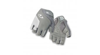 Giro Stradamassa Supergel Handschuhe kurz Damen-Handschuhe Gr. S silver/white Mod. 2016