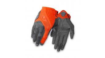 Giro Xena Handschuhe lang Damen-Handschuhe Gr. M glowing red/dark shadow Mod. 2015