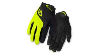 Giro Bravo Gel guantes largo(-a) highlight amarillo/negro Mod. 2017