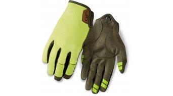 Giro DND Handschuhe lang Gr. S bright lime/olive Mod. 2016