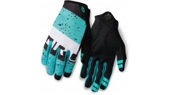 Giro DND Handschuhe lang Gr. S turquoise/black Mod. 2016