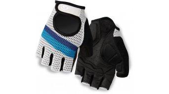 Giro SIV Handschuhe kurz Gr. XS white/stripe Mod. 2016