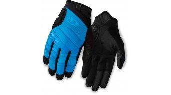 Giro Xen Handschuhe lang Gr. S blue jewel/black Mod. 2016