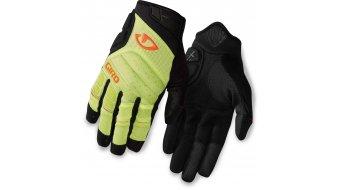 Giro Xen Handschuhe lang Gr. S lime/black Mod. 2016