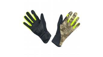 GORE BIKE WEAR E Urban Print Windstopper® 手套 长 型号 camouflage/black