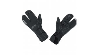 GORE Bike Wear Road Handschuhe lang Rennrad Windstopper Thermo Split black