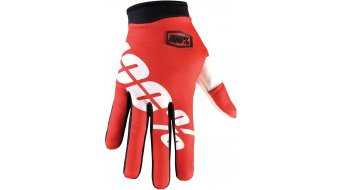 100% iTrack guantes largo(-a) Downhill-guantes MX Glove