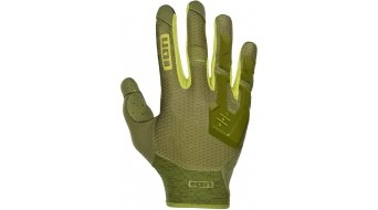 ION Gat guantes largo(-a) MTB olive