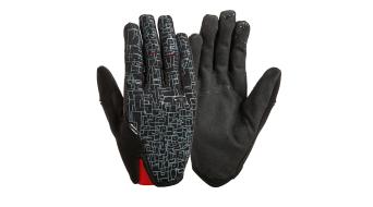 Lizard Skins Monitor 3.0 guanti dita-lunghe mis. S black