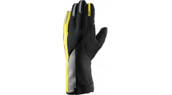 Mavic Vision Thermo Handschuhe lang black/yellow mavic
