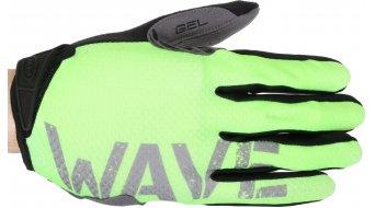 Northwave Blaze Handschuhe lang green fluo/grey