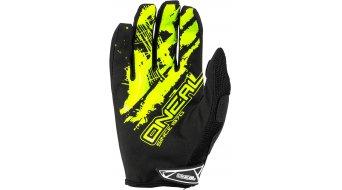 ONeal Jump Shocker Handschuhe lang Gr. L schwarz/neon gelb Mod. 2016