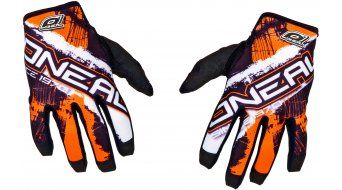 ONeal Jump Shocker Handschuhe lang Gr. M schwarz/orange Mod. 2016