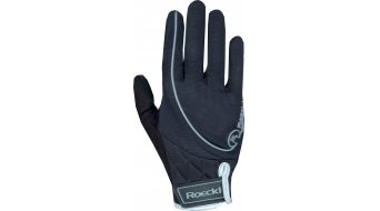 Roeckl Kids Moleno Jr. guantes tamaño 6 negro verano 2011