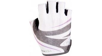 Roeckl Lady Line Diez guantes corto(-a) bici carretera Señoras-guantes 7,5 Ausstellungsstück