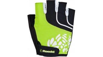 Roeckl Dossena guantes corto(-a) Señoras-guantes tamaño 6 limone