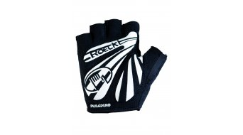 Roeckl Badia Performance guantes corto(-a) tamaño 6.5 negro(-a)/blanco(-a)