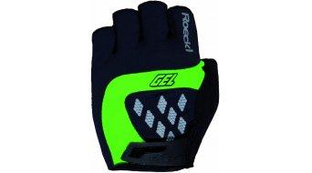 Roeckl Idegawa Funktion guantes corto(-a) tamaño 6,5 negro(-a)/verde