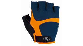 Roeckl Badi Performance Handschuhe kurz Gr. 6,5 marine/orange