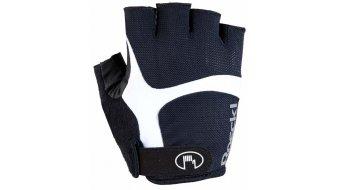Roeckl Badi Performance Handschuhe kurz Gr. 6,5 schwarz/weiß