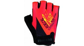 Roeckl Zuoz guantes corto(-a) niños-guantes tamaño 6 rojo(-a)