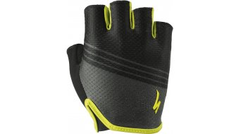 Specialized BG Grail Handschuhe kurz Rennrad-Handschuhe Gr. L black/hyper green Mod. 2016