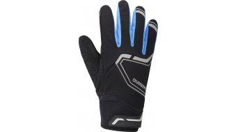 Shimano invierno Extreme guantes largo(-a) tamaño S azul