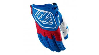 Troy Lee Designs GP MX-guantes tamaño S azul/rojo Mod. 2013