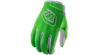 Troy Lee Designs AIR Handschuhe lang Kinder-Handschuhe flo green Mod. 2017
