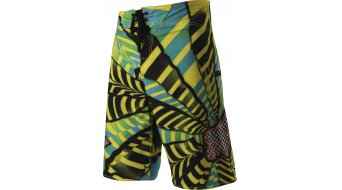 FOX Shattered Boardshort yellow summer 2011