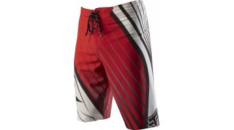 FOX Enterprize Ian Walsh Signature Boardshort red summer 2012