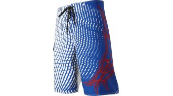 FOX harder Vortex Boardshort size 34 royal blue summer 2012