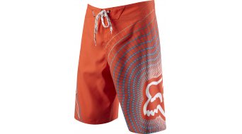 FOX V3 Boardshort size 30 orange flame