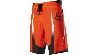 FOX Spike Fade Ian Walsh Signature Boardshort orange flame