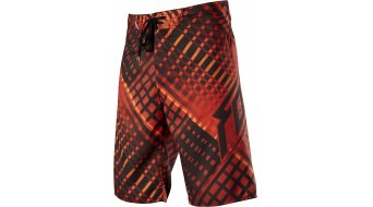 FOX Warped Boardshort size 28 acid red