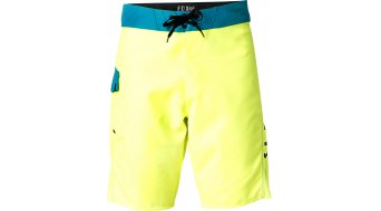 FOX Overhead pant short men- pant Boardshorts size 33 fluorescent yellow