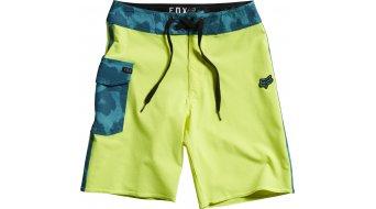 Fox Camino Hose kurz Kinder-Hose Boys Boardshorts day glo yellow