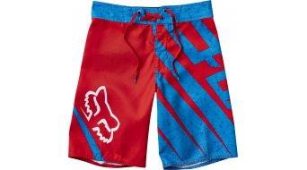 Fox Spiked pantalón corto(-a) niños-pantalón Youth Boardshorts rojo